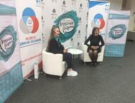 В гостях у проекта «800 минут диалога»  Ольга Петрова