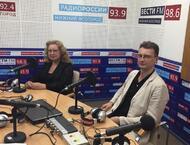 Областной совет женщин рассказали о новых проектах слушателям областного радио