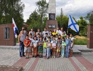 Женсовет Вознесенского района принял участие в торжественных мероприятиях к Дню ВМФ