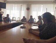 Глава Советского района обсудил с активистками проекты Культурного марафона.