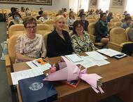 Председателем Областного совета женщин единогласно избрана Наталья Маркова