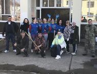 «Творческий субботник» в Сокольском