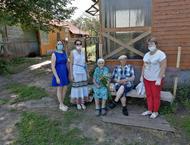 В Спасском районе женсовет поздравил с юбилеем семью Кузнецовых
