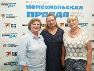 """Представители Областного совета женщин обсудили в прямом эфире законопроект """"Об образовании"""""""