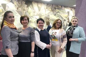 Активистки Сокольского отделения СЖР приняли участие в итоговом мероприятии по работе волонтерских объединений ГО Сокольский