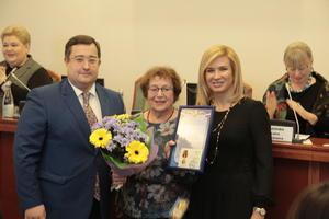Награждены лучшие женсоветы Нижегородской области по итогам 2019 года.