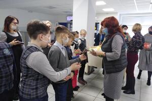 Балахнинский совет женщин провёл совместное мероприятие с техническим техникумом