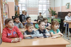 Активистки Богородска посетили районный семейный центр