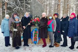 В Тонкино прошли мероприятия к памятной дате