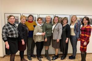 На областной фотоконкурс «Женское лицо войны» поступило более 160 работ