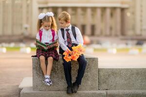 Наталья Маркова поздравила семьи  с Днем знаний