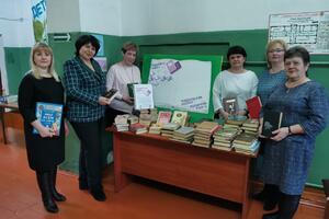 Активистки женсовета в Шахунье собрали книги для Макарьевской библиотеки