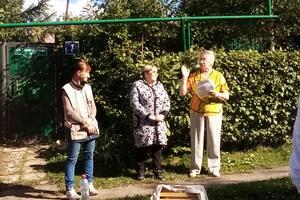 В Богородске прошел праздник в честь Героя Советского Союза Ивана Усилова