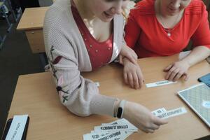Навашинский женсовет провел акцию к Дню родного языка