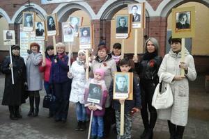 Наталья Маркова: «Возможно, было бы справедливо в рамках «Бессмертного полка» провести акцию «Женский батальон»